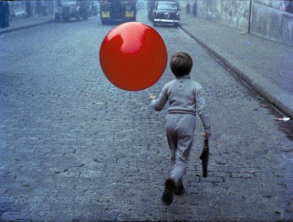 'Le ballon rouge' {Kırmızı Balon – 1956} /  Albert Lamorisse